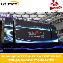 Largest Outdoor LED Displays Screen Display rotating full color church electronic wall vieo advertising panels led signs china