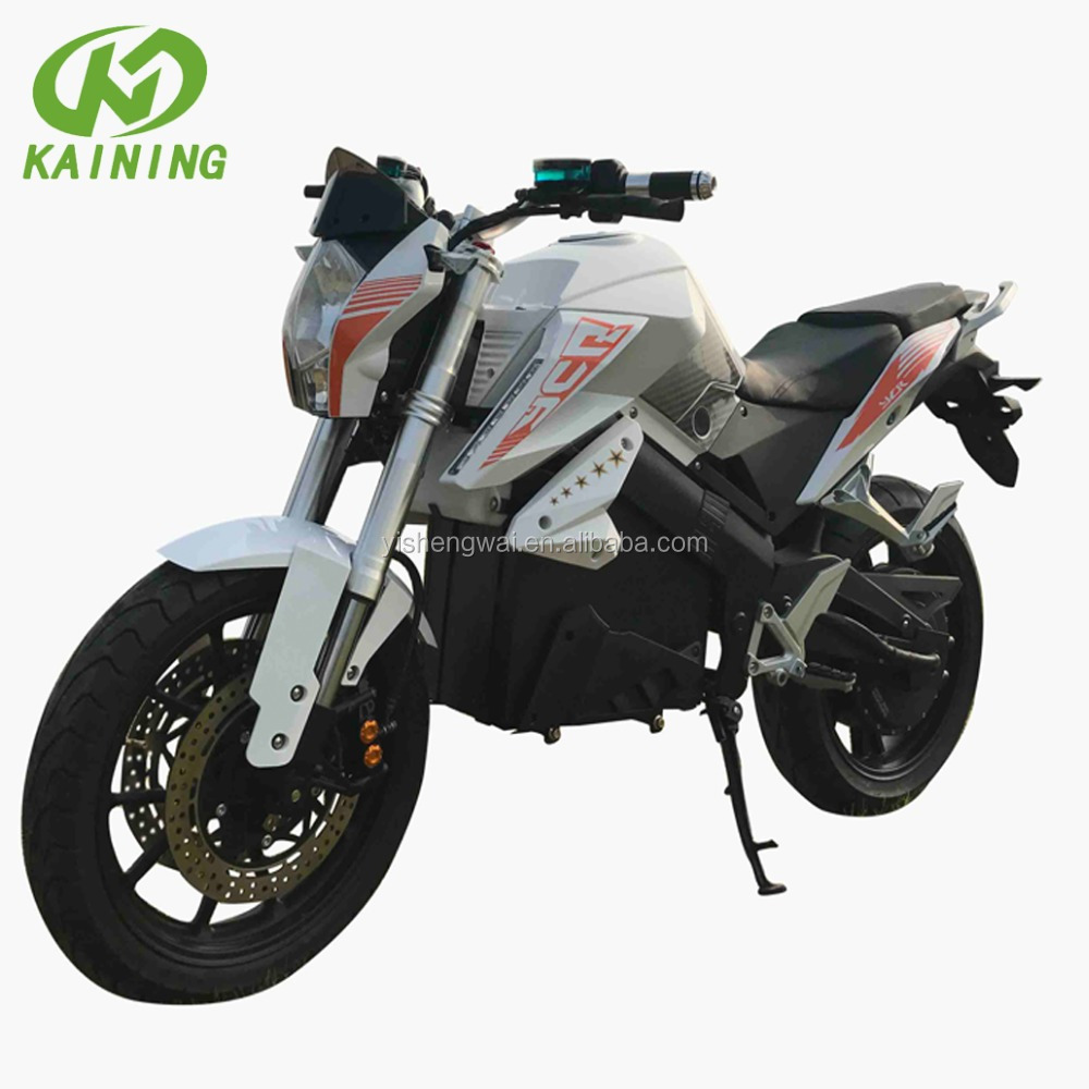 14KW96V Water cool motor hight power electric motorcycle electric moped KTM