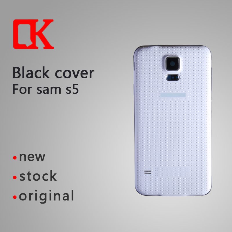 original new back cover for Samsung galaxy S5 ,for G900F housing with frame