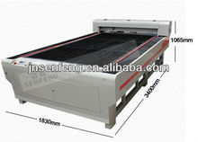 SF1325G Decorative Wood Laser Cutting Machine for Furniture and Art Craftworks