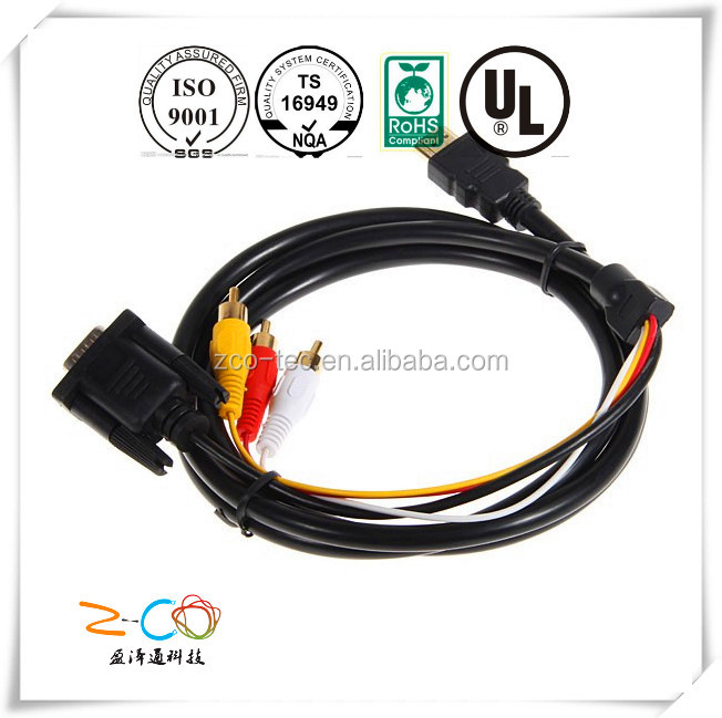 hdmi for zte factory with ISO2001-2008