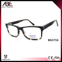 designer square high quality handmade acetate eyeglasses optical frames optics spectacle OEM glasses