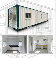 Ground Level Container Offices