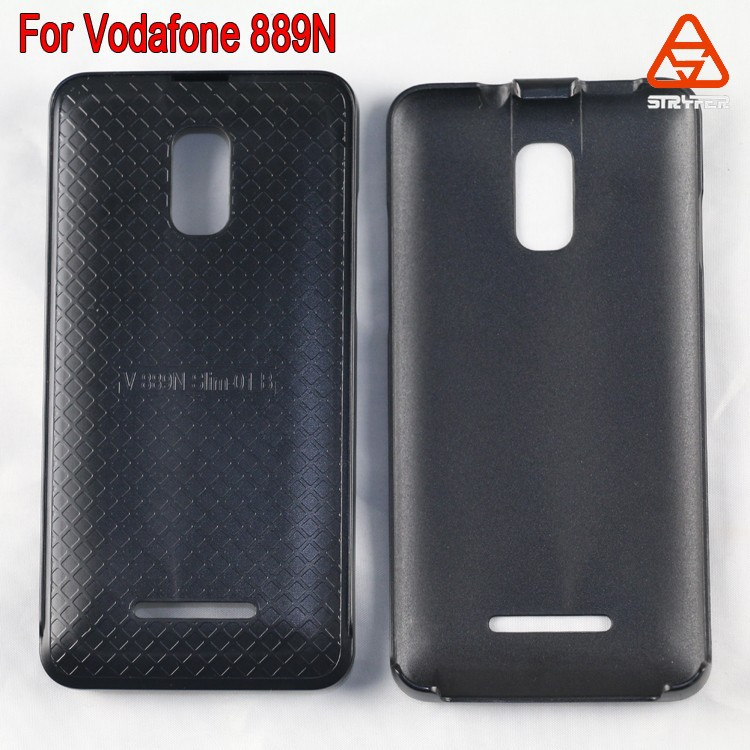 For Vodafone 889N Slim PC case for leather case high quality and 6 color for choose