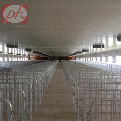 Used Pig Farm Equipment gestation crate Sow Breeding Cages