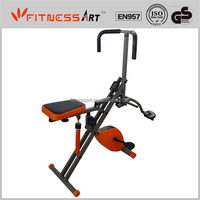 As seen on TV Body Crunch with Magnetic Bike HR8002-3