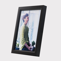 Cheapest chinese frame picture factory /Hanging small plastic picture frame wholesale of high quality