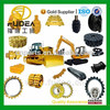 excavator undercarriage parts track chain/track rollers/idlers/carrier rollers for hyundai/volvo/kobelco/hitachi/doosan/kubota