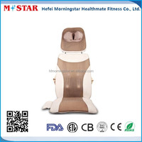High Quality Deluxe Shiatsu Infrared Car Seat Massage Cushion RT2130