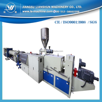 16-63mm PVC Plastic pipe /tube extruding machine plant
