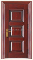 turkish door interior steel with high quality