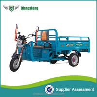 2015 super power large loading electric tricycle cargo electric rickshaw for sale manufacturer supply
