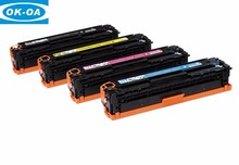 Compatible CC530A CRG718 toner cartridge for Canon printer CP2025 CM2320 LBP7200 MF8350