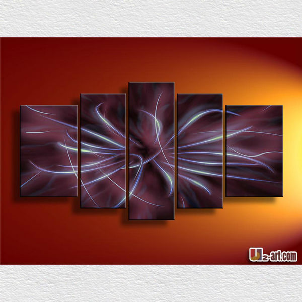 5 pieces canvas wall art decoration painting