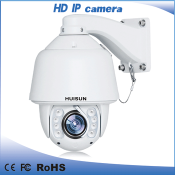 Outdoor 1080p 60fps PTZ IP Camera Popular 30X Optical Zoom Speed Dome Camera with Wiper