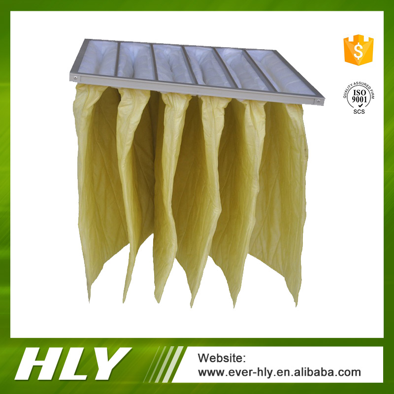China wholesale synthetic fiber bag type filter