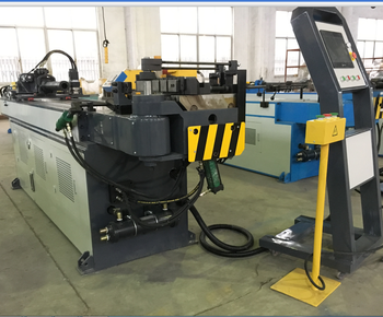 3D Full Automatic Automatic Tube Bending Machine