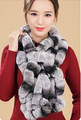 rabbit fur scarf 161122-2