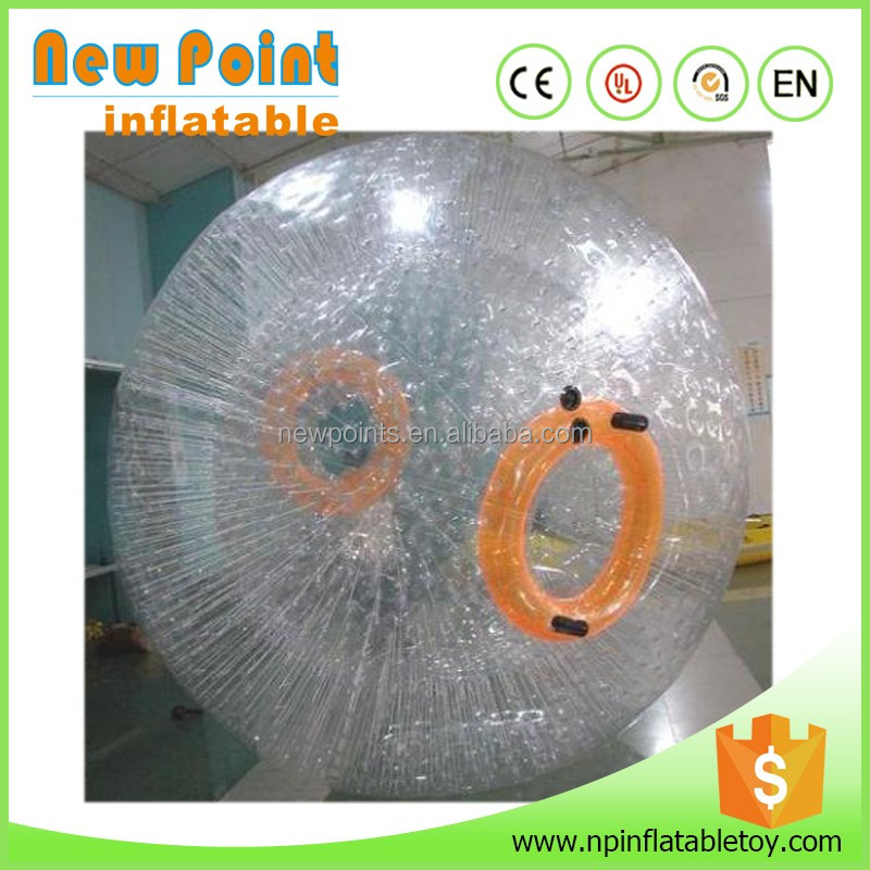 New point Football games inflatable zorb ball for fun