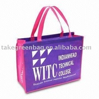 2013 Wholesale Recyclable PP Non Woven Bag