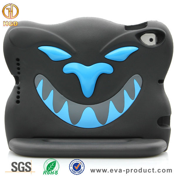 Shockproof kids cover for ipad tablet pc, for ipad 5 tablet pc case