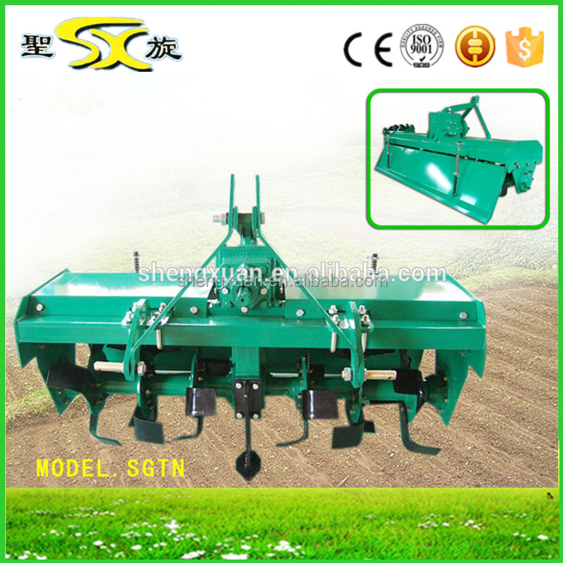 cheap farm equipment rotary cultivator