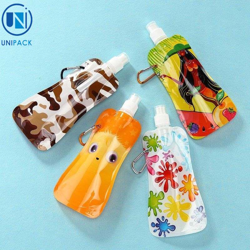 Best choice for dollar store rollable disposable bpa free plastic water bottle