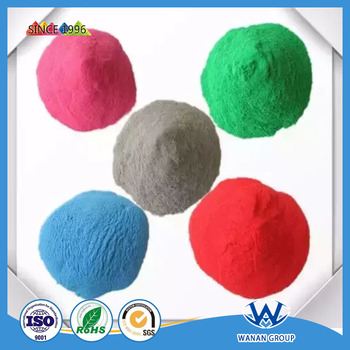 Outdoor powder coating