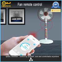 Mini LED light multi-function smart remote control for TV fan STB air condition drive