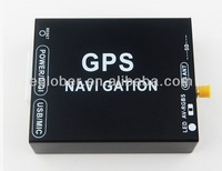 Universal Car GPS naviagtion with GPS Antenna SD Card Free Map