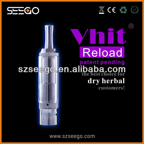Seego Newest portable V-hit Reload shenzhen vapor green technology
