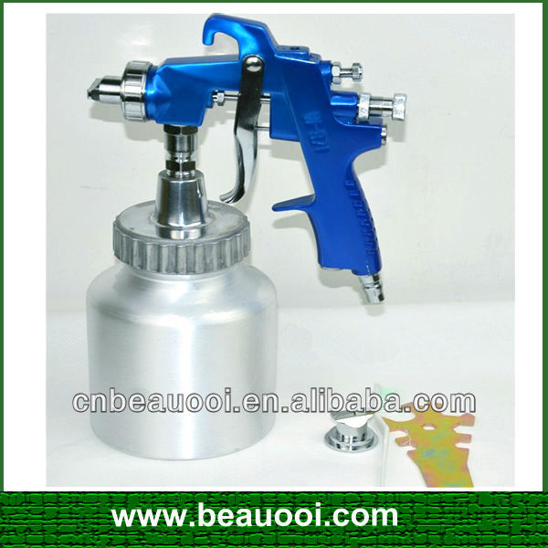 Air Spray Gun, Paint Spray Gun, 750cc high pressure gun with the changeable of latex