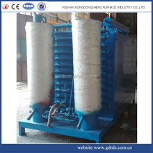 Ammonia gas cracker for controlled gas of electric furnaces