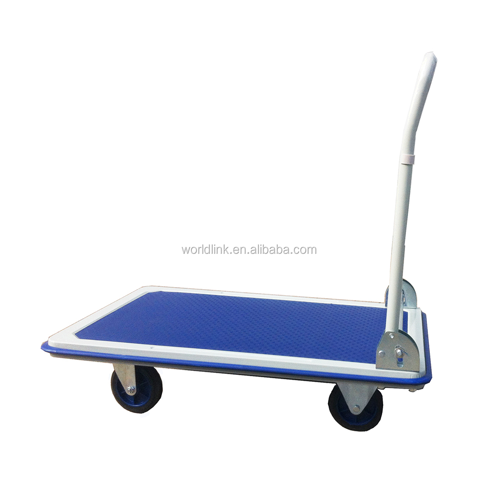 Heavy Duty Folding 300kg Platform Trolley