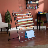 NEW Wrapping Paper Storage Rack Crafts
