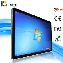 "65""wall mounting Touch led&lcd Industrial Tablet PC Industrial All In One PC"
