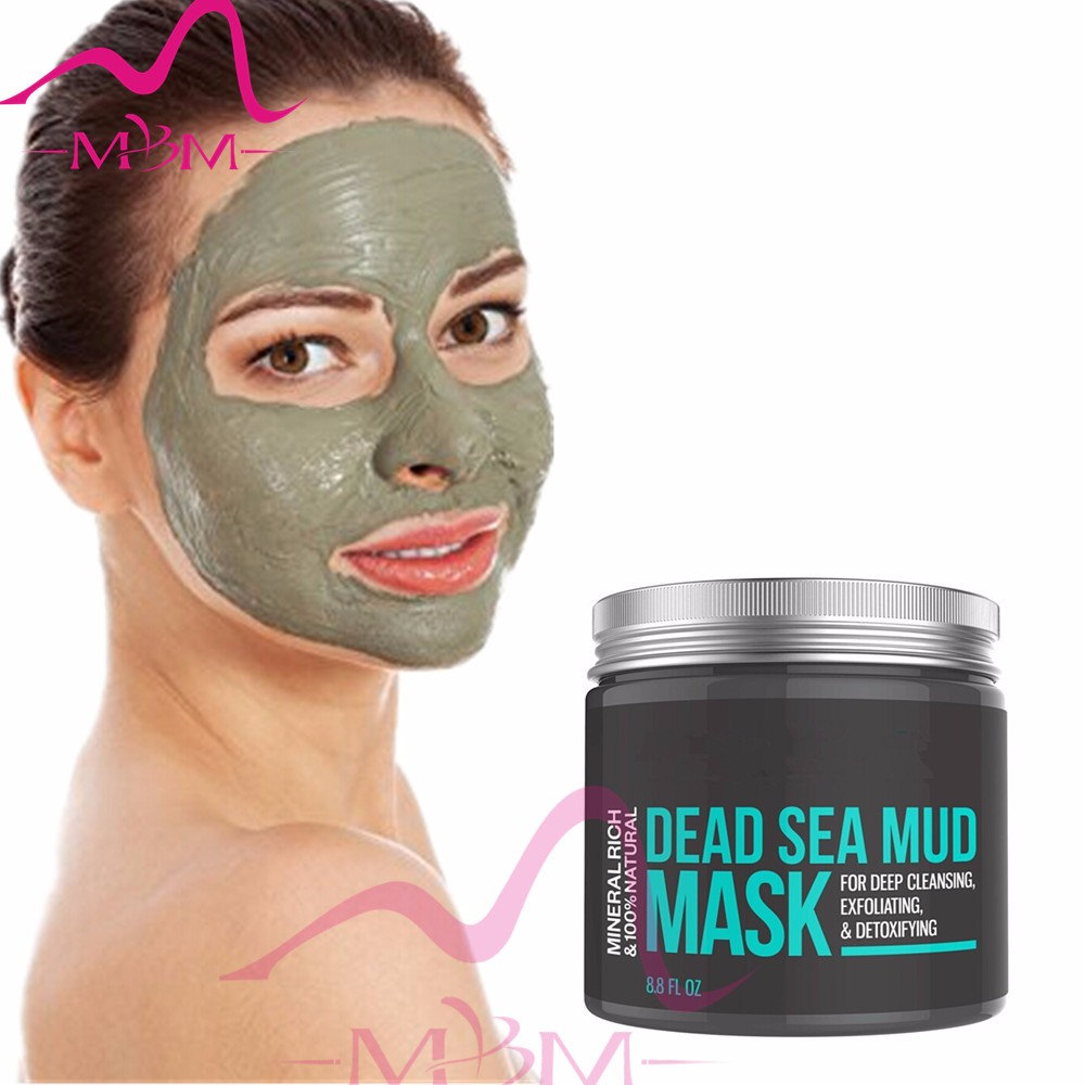 Facial Whitening Dead Sea Mud Mask in BULK