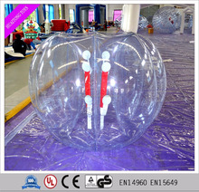 2016 body bubble ball ,bubble soccer ,cheap zorb balls for sale for adult games