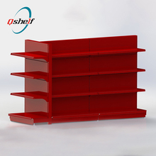 Factory direct high quality used gondola candy display rack