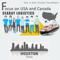 ocean freight shipping services from china to houston