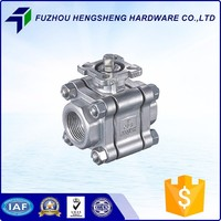 Supply High Quality Stainless Steel Mini Ball Valve