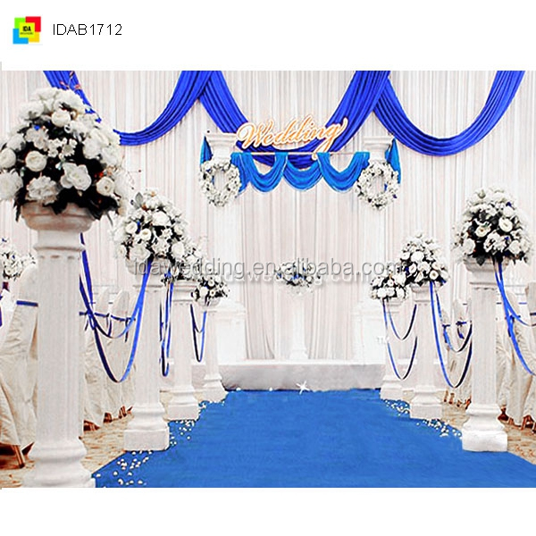 Cheap wedding ice silk backdrop curtains/chinese silk curtains
