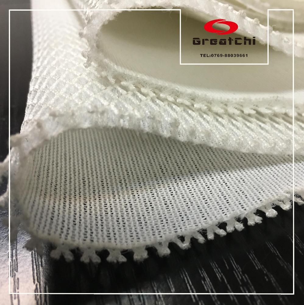 100% polyester 3d spacer sandwich air mesh stretch fabric