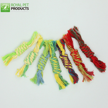 Durable Chew cotton dog rope toys for puppies
