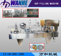 WANHE-6 Automatic Water Cup Filling Sealing Machine(CE)