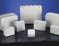 300x220x120 outdoor indoor ABS plastic IP65 electric waterproof connection enclosure junction box