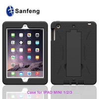 New Products 2015 OEM Innovative Products Wholesale Cover for Apple ipad Mini 4 with Stand Function