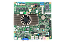 China manufacturer Intel Mobile sandy/ivy bridge Motherboard onboard ddr3 1155 for firewall / thin client