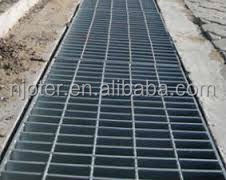 standards mild steel galvanizing gratings