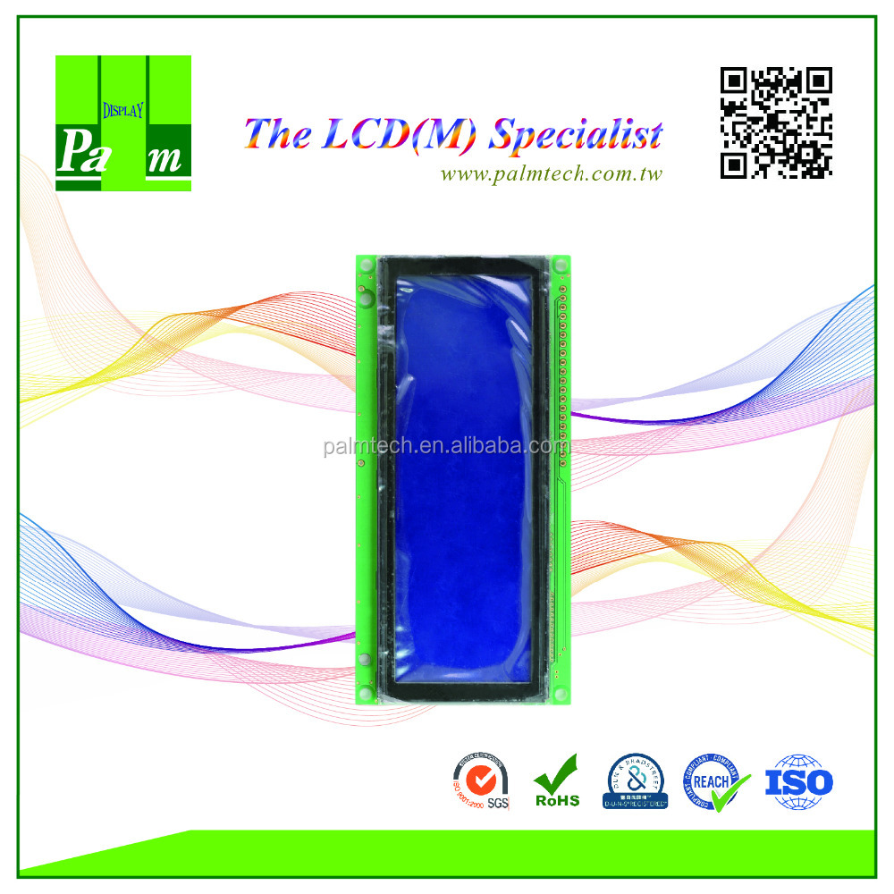 stn blue lcd graphic COB 240x64 LCD display module
